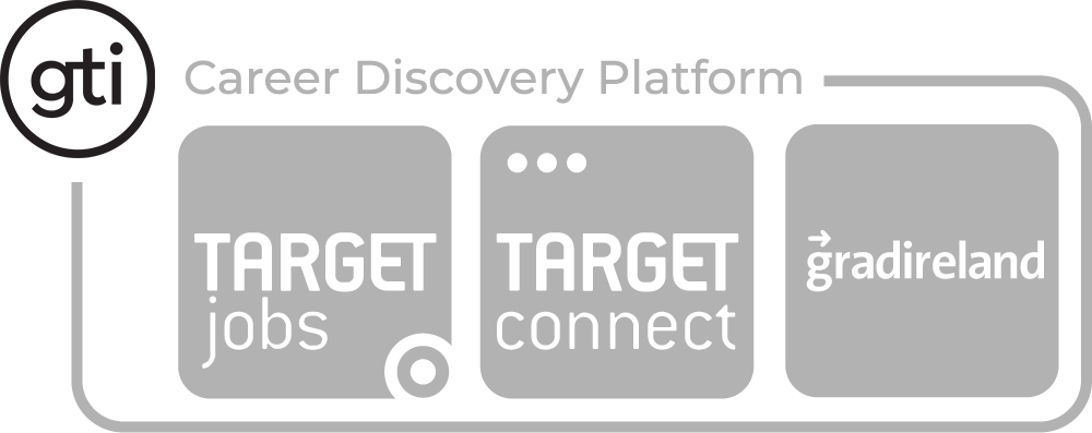 Career discovery platform graphic